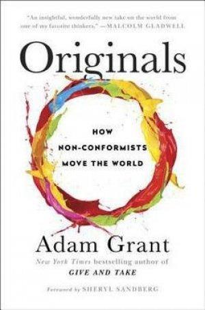 How Non-Conformists Move the World