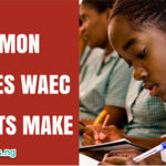 8 Reasons Why Candidates Fail 2011 Chemistry WAEC Practical